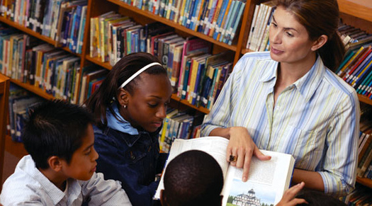 PHOTO: Nevada parents with children who would benefit from tutoring might be able to find it, free of charge, at their local public library. Photo courtesy of Austin Public Library.