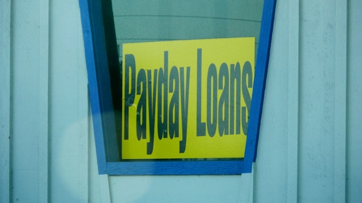 PHOTO: The Consumer Financial Protection Bureau is considering new federal rules on payday loans, raising the hopes of poverty-fighting and faith-based groups who have been unable to convince state lawmakers to rein in the short-term loan industry. Photo by Greg Stotelmyer.