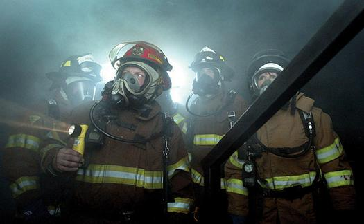 PHOTO: A report from the Center for Effective Government finds residents and first responders may not be getting the information they need to prepare for potential chemical disasters. Photo credit: Duster/Morguefile.
