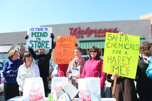 New Hampshire consumer advocates say they're concerned a U.S. Senate update of the Toxic Substances Control Act could tie states' hands to pass their own protections against hazardous chemicals in products. Courtesy: Environmental Health Strategy Center.