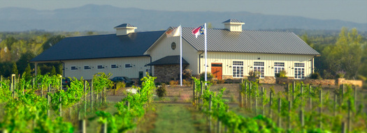 Photo: Owl's Eye Vineyard opened in Shelby in 2007. Since then, two other wineries have opened nearby. Photo courtesy: Owl's Eye Vineyard