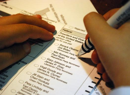 PHOTO: California lawmakers are considering major changes to the voting system, including automatically registering voters using the DMV database and sending them all mail-in ballots. Photo credit: kakisky/morguefile.com