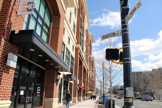 PHOTO: Arlington did well when measured by a new online interactive livability index set up by AARP. Photo courtesy of Flicker and Arlington County.