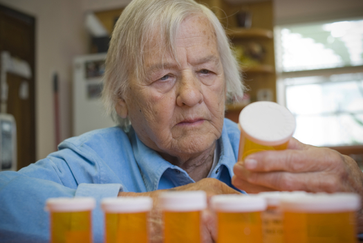 PHOTO:Proposed changes to Wisconsin's SeniorCare program, which helps state residents 65 and older pay for their prescription medications, could force seniors off the program.