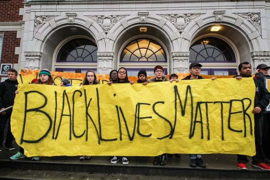 PHOTO: A rally will be held tonight in Cincinnati as activists seek answers in the death of Freddie Gray in Baltimore. The American Friends Service Committee has been on the ground in Baltimore and is calling for police to scale back their presence in promote safety. Photo credit: Scottlum/flickr.com