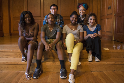 PHOTO: Brooklyn Insights, a strategic planning process that impacted young people and others in the borough, was one of the outreach efforts that won three New York nonprofits national recognition with NCRP Impact Awards. Photo courtesy Brooklyn Community Foundation.