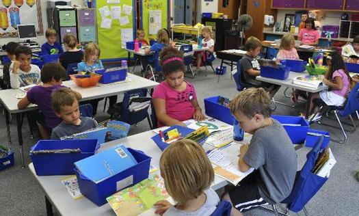 PHOTO: When it comes to per-student funding for education, a state cannot rank any lower than Utah, according to a U.S. Census Bureau report. Photo credit: U.S. Department of Education.