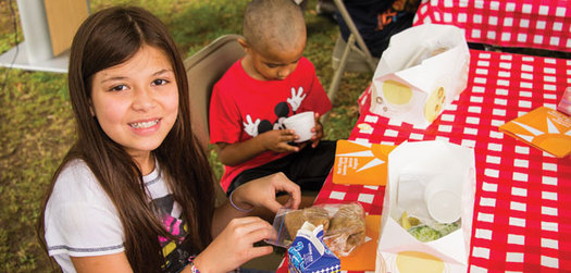 PHOTO: A new national report shows Texas falling behind national averages for feeding hungry children after schools close their doors for the summer. Photo courtesy state of West Virginia.