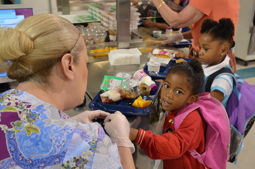 PHOTO: A proposal for universal school breakfast could be part of the education bill that needs to be passed in the upcoming special session of the legislature. Photo credit: U.S. Department of Agriculture/Flickr.