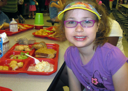 PHOTO: The number of children participating in federal Summer Nutrition Programs is on the rise in Michigan and across the nation, but advocates say there are still far too many children going hungry during the summer. Photo credit: anitapeppers/morguefile.