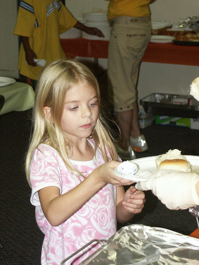 Experts say children who get regular meals over the summer will do better when school starts back up in the fall. Credit: keyseeker/morguefile.com