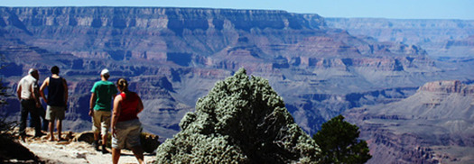PHOTO: The U.S. Forest Service is fielding thousands of public comments opposing a proposed housing and retail development within a mile of the boundary of Grand Canyon National Park. Photo credit Town of Tusayan, Arizona.