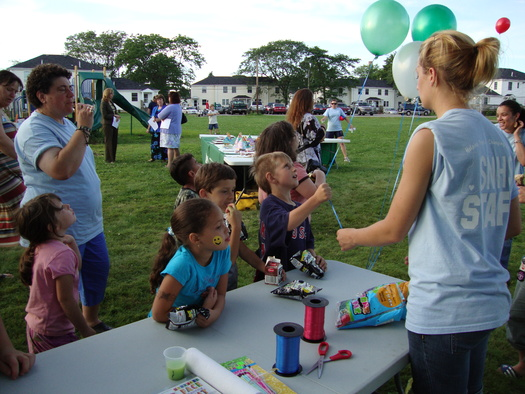 Outreach efforts are underway in the Granite State to make sure kids don't go hungry this summer. The state ranked 32nd in access to free summer food sites in a new Food Research and Action Center report. Credit: Phil Grandmaison.