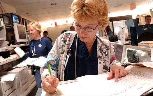 PHOTO: As insurance companies propose rate increases for 2016, Colorado's Division of Insurance is reviewing more than 1,200 health insurance plans. Photo courtesy Michigan Office of Nursing Policy.