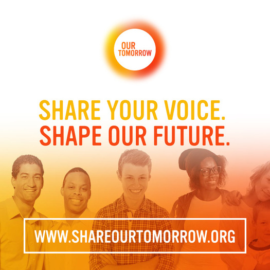 PHOTO:  The Our Tomorrow Campaign will survey LGBTQ Americans at Pride events and online. Photo courtesy Equality Federation