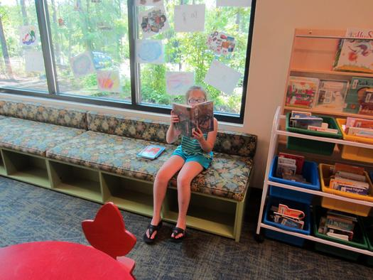 PHOTO: Libraries in Illinois typically provide summer reading programs, which can be valuable for students and help them avoid what educators call the summer slide. Photo credit: Anita Peppers/Morguefile.