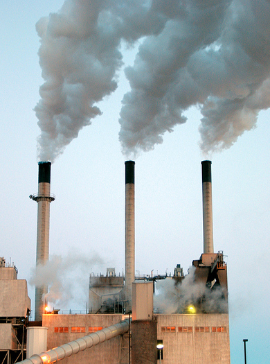 PHOTO: The U.S. Supreme Court sent the EPA's first-ever national limits on mercury and other toxic air pollution from power plants back to a lower court for review. The Court found the agency should have considered costs to industry earlier in the rule-making process. Photo courtesy of U.S. Geological Survey.