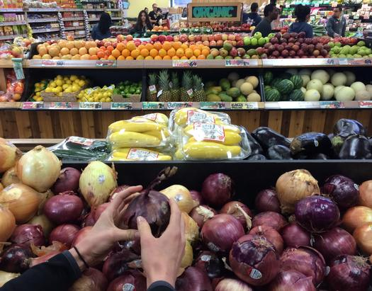 PHOTO: It's estimated more than two million Ohioans live in areas known as food deserts, with few grocery stories and minimal fresh and affordable food options. Photo credit: James Seeman/Morguefile.