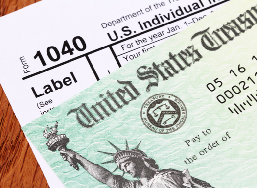 The U.S. Treasury Department is cracking down on tax refund check fraud in South Florida, where scammers have stolen tens of millions of dollars over the last several years. Credit: NoDerog/iStockphoto.
