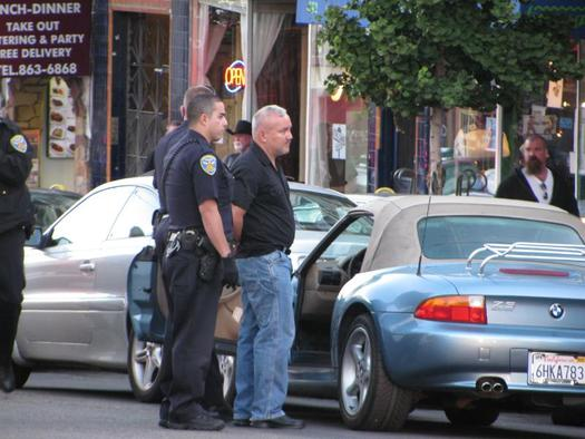 PHOTO: A survey from the Alliance Against Intoxicated Motorists examines the efforts of Illinois police departments to keep drunk drivers off the roads. Photo credit: Steven Damron/Flickr.