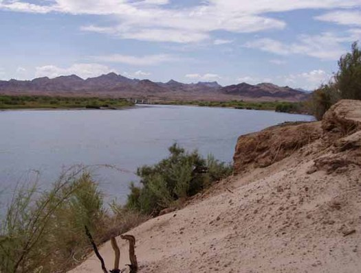 PHOTO: Protecting the Colorado River for future generations is the focus of a youth gathering this week. Participants will learn more about the river's rich history and immense future challenges. Photo courtesy of U.S. Geological Survey.