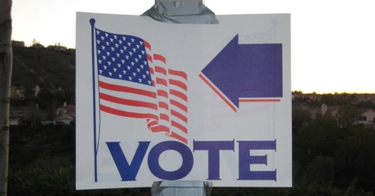 PHOTO: The trial will get under way Monday in a case challenging North Carolina's election law, and what plaintiffs argue are the most restrictive voting provisions in the nation. Photo credit: kristinausk/Flickr.