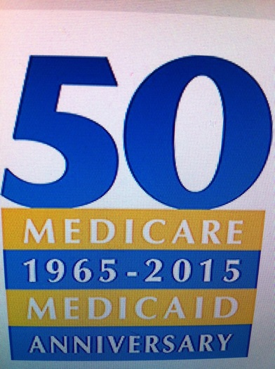 Medicaid celebrates its 50th anniversary this month. Courtesy: medicaid.gov