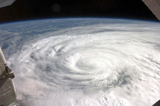 Texans urged to be prepared for hurricane season. Credit: NASA.