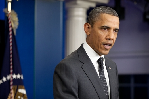 President Barack Obama advocating the Clean Power Plan rules. Courtesy: US White House