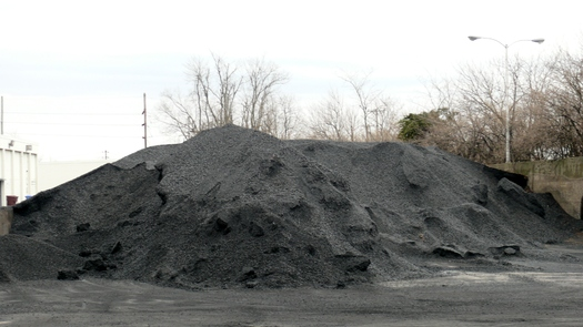 Ideas for economic diversification flow in as coal production dips. Credit: Greg Stotelmyer.