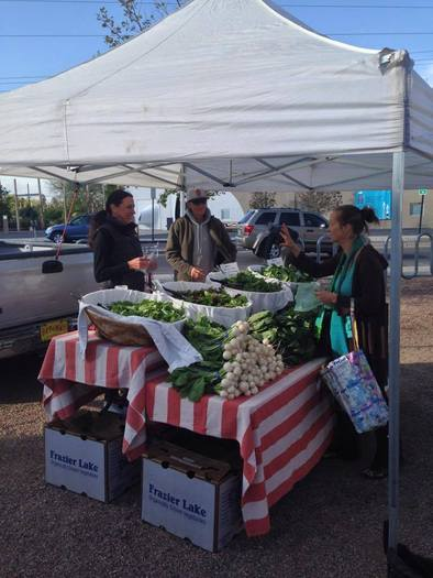 "Help formerly known as ""food stamps"" now available at Santa Fe Farmers Market. Courtesy: Santa Fe Farmers Market"