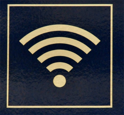 Many Hoosiers aren't aware of, or aren't taking, basic steps to protect their personal infor on public  Wi-Fi. Credit: Jan Oosterhuis/Wikimedia Commons