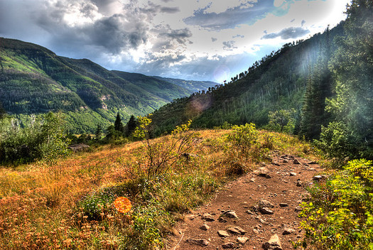 Eagles Nest Wilderness area. Credit: PDTillman/Wikimedia Commons.