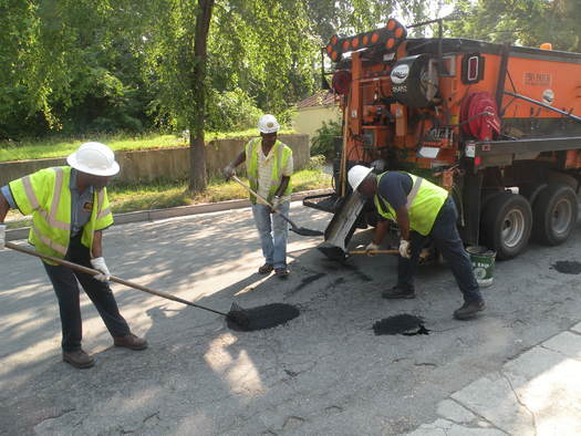 Virginia Beach Pothole Report