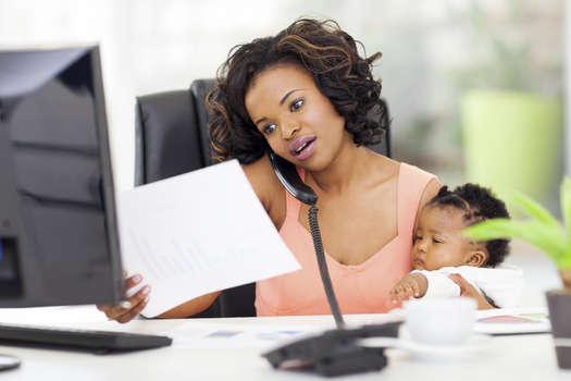 Single mothers and women of color stand to benefit the most from the U.S. Department of Labor's new overtime eligibility rules. Credit: michaeljung.