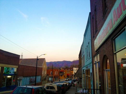 Whitesburg first in Kentucky. to pass a resolution supporting the Power Plus Plan. Credit: Art of the Rural.