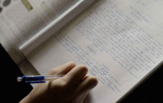 Advocates say students in the US less than 2 years should be exempt from taking Common Core English tests. Photo credit: GaborfromHungary / morguefile.com