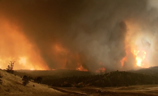 Amidst this summer's devastating wildfires in Washington, a team of attorneys is offering legal assistance free of charge. Credit: U.S. Interior Department