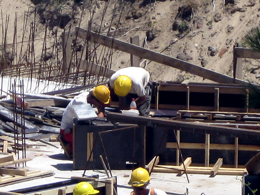 According to OSHA, half of all construction workers killed on the job in 2013 were of Latino descent. Photo credit: Alvimann/Morguefile.