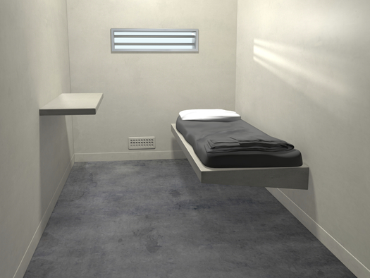 A Wisconsin criminal defense attorney applauds what he calls a trend in Wisconsin and many other states away from using solitary confinement with inmates. Credit: Paul Fleet/iStockPhoto.com