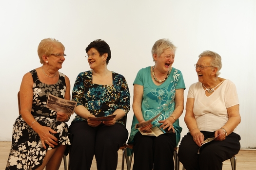 Indiana family caregivers can gather, share, learn and laugh at a new event. Credit: The Arches/Flickr