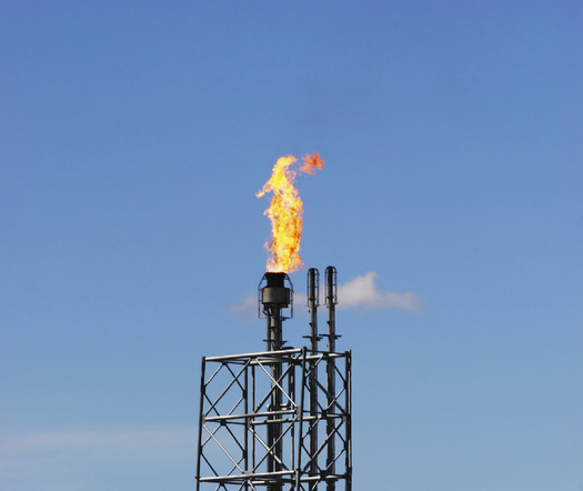 A new campaign calls for assurance that the BLM will issue strict rules to prevent waste of natural gas on federal lands. Credit: wolv/iStock.
