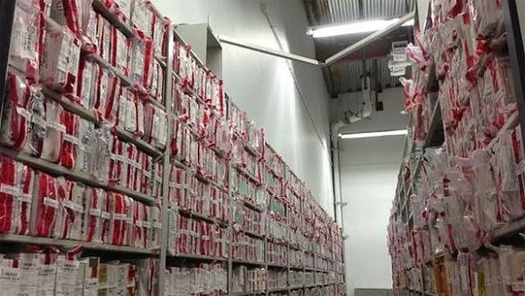 Thousands of rape kits sit on police shelves for years. Credit: Rape Kit Action Project.