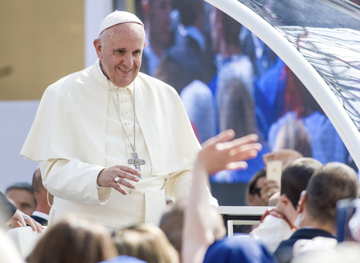 Michiganders are listening as Pope Francis brings his message of social justice to the United States. Credit: Nico_Campo/iStockPhoto