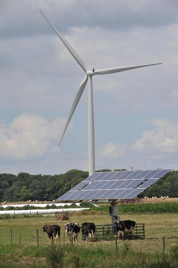 Some say an indefinite freeze on Ohio's clean-energy standards hurts investment. Credit: Kevin P/Morguefile