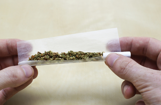 According to a new poll, 74 percent of Texas adults say the maximum punishment for being caught with marijuana should be changed from a criminal penalty to a ticket or fine. Credit: Jan Havlicek/iStockphoto.