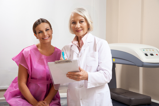 Lung cancer is the top cancer killer of men and women in Wisconsin, and the American Lung Association says lung cancer diagnoses have nearly doubled among women in the past 37 years. Credit: CDC.gov