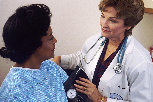 Preventive care saves lives by detecting chronic diseases early. Credit: Bill Branson/Wikimedia Commons.