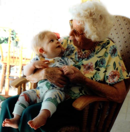 Днем, картинки про внучку гренни