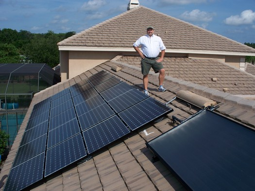 The state Public Utilities Commission is holding hearings for solar power compensation. Credit: Solarenergy.org.